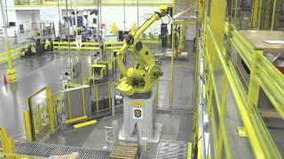Download Amazon's New High-Tech Distribution Center Video