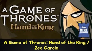Download A Game of Thrones: Hand of the King Review - with Zee Garcia Video