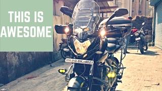 Download 2017 Adventure Bajaj Pulsar 200ns | Indonesian Style | Complete Information Video