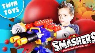 Download Nerf War: Smashers Video