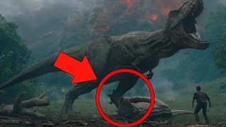 Download Everything You May Have Missed in the Jurassic World: Fallen Kingdom Trailer Video