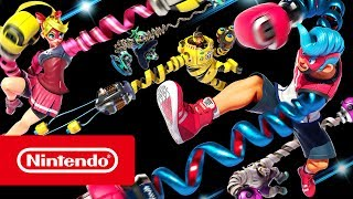 Download ARMS - Overview Trailer (Nintendo Switch) Video