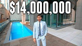 Download NYC Apartment Tour: $14 MILLION LUXURY APARTMENT Video