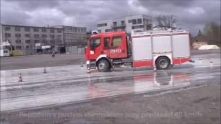Download Doskonalenie zawodowe dla kierowców pojazdów uprzywilejowanych w PSP – ZAJĘCIA PRAKTYCZNE Video