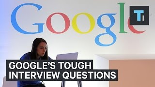 Download Google's toughest job interview questions Video