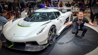 Download INSANE FEATURES OF THE KOENIGSEGG JESKO! Video