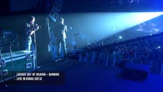 Download Locked out of Heaven - Bamboo (Live in Dubai) Video