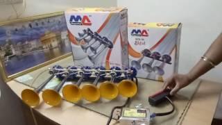 Download Air Pressure Horn M.A 9958549128 Video