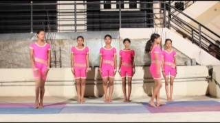 Download Extreme Yoga by Indian Students Video