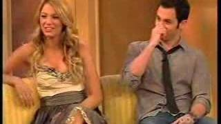 Download Blake Lively and Penn Badgley on The View 11/20/07 Video