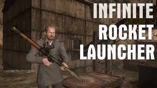 Download Resident Evil: Revelations 2 - infinite rocket launcher [Extra Weapon] Video
