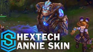 Download Hextech Annie Skin Spotlight - Pre-Release - League of Legends Video
