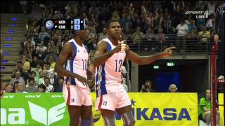Download Volleyball Germany vs Cuba von 09.06.2012 Video