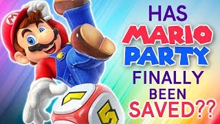 Download Could Super Mario Party be the Savior of the Franchise?? Or the Final Blow? Video