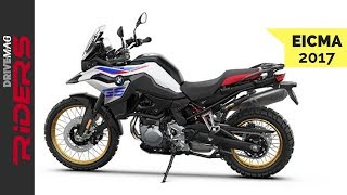 Download New BMW F850GS. AFRICA TWIN Killer? | EICMA Video