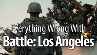 Download Everything Wrong With Battle Los Angeles In 18 Minutes Or Less Video