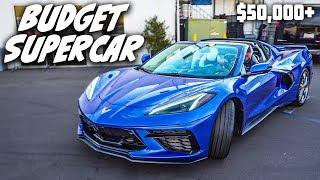Download *EXCLUSIVE* ACCESS TO THE MID-ENGINE C8 CORVETTE... (Exhaust Sounds, and Full Review) Video