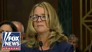 Download How did reporters get Dr. Christine Ford's story? Video