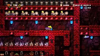 Download Blargh! Spelunky Custom Levels - Alien Escape II: Aliens in Hell Video