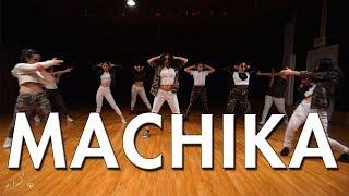 Download J. Balvin, Jeon, Anitta - Machika (Dance Video) Mihran Kirakosian Choreography Video