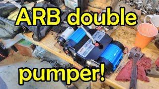 Download Bronco Time 12/02/18 ARB Double Pumper Air Compressor! Video