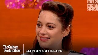 Download Marion Cotillard Does ″Non, Je Ne Regrette Rien″ - The Graham Norton Show Video
