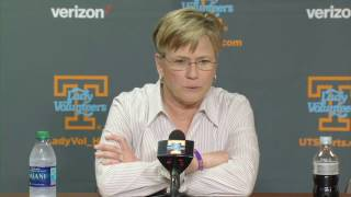 Download Lady Vol Hoops | Holly Warlick Postgame Presser - (2/19/17) Video