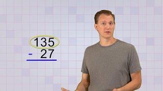 Download Math Antics - Multi-Digit Subtraction Video