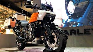 Download 2020 Harley-Davidson Pan America. All The Secrets Behind Video