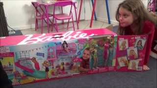 Download BARBIE® Sisters' Cruise Ship ″Unboxing, Setup & Play″ 5 Stars ***** Video