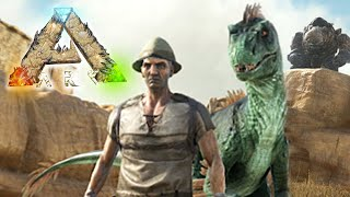 Download ARK | Scorched Earth - RAPTORS & JERBOA TAMING Ep1 - Scorched Earth Map Gameplay Video