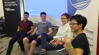 Download Panel Discussion: Started from the bottom now we here - Talk.CSS Video