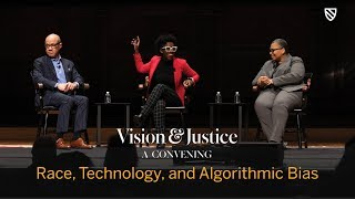 Download Race, Technology, and Algorithmic Bias | Vision & Justice || Radcliffe Institute Video