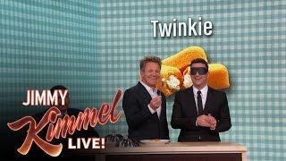 Download Gordon Ramsay Gives Jimmy Kimmel a Blind Taste Test Video