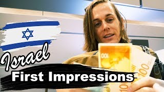 Download Flying to ISRAEL! (Americans First Impressions of Israel) Video