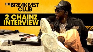 Download 2 Chainz On Getting Caught Up In Nicki Minaj & Remy Ma Beef & Why Ludacris Still Owes Him $15K Video
