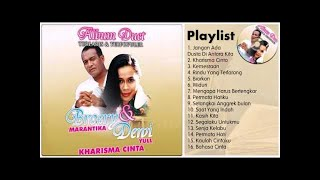 Download 16 LAGU DUET PALING ROMANTIS BROERY MARANTIKA & DEWI YULL [FULL ALBUM] - Populer Tahun 80an - 90an Video