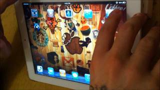 Download How to jailbreak iPad 2 / iOS 4.3.3 / many other cool tweaks, mods, and apps. (part 1) Video
