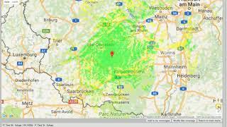 Download Standort Simulation mit Radio mobile online Tutorial. Funkverbindungen simulieren... Video