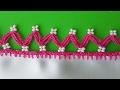 Download Kum Boncuk Oyası Yapımı (yazma üstüne dikilen) Video