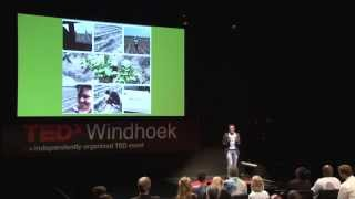 Download The power of the dream: Ally Angula at TEDxWindhoek Video