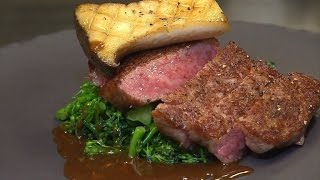 Download 3-Star Michelin Restaurant Alters Menu After Kobe Beef Was Actually Cheaper Meat Video