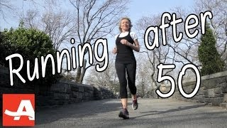 Download Running After 50 | Best of Everything with Barbara Hannah Grufferman Video