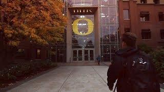 Download University of Oregon Campus Tour Video