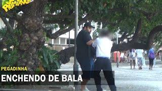 Download PEGADINHA - VOU TE ENCHER DE BALA Video