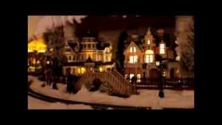 Download Lemax Village and Carnival Christmas Display 2013 Video