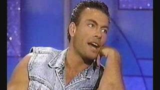 Download Van Damme on Arsenio Hall (Universal Soldier) Part 1 Video