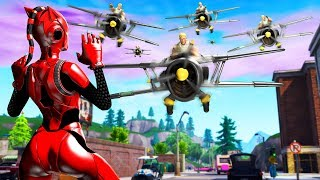 Download 20 PLANES ATTACK tilted together! - (Fortnite FAILS & Epic Moments #32) Video
