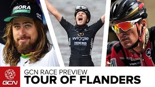Download GCN's Tour Of Flanders 2017 Preview Show Video