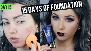 Download ESTEE LAUDER DOUBLE WEAR Maximum Cover Foundation {Review & Demo} 15 DAYS OF FOUNDATION Video